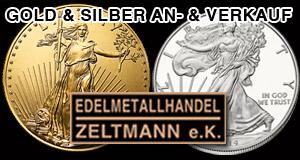 Gold und Silber kaufen Wiesloch